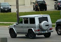 Mercedes-Benz G 63 AMG (W463) (SPV Automotive) Tags: sports car truck mercedesbenz suv amg g63 w463