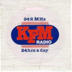 KFM car sticker2