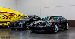 German Brothers (David Coyne Photography) Tags: auto california boss money slr cars car cali canon fun mercedes amazing automobile fast automotive socal mercedesbenz series luxury supercar supercars coyne mercedesmclaren canoneos5dmarkiii automotivated