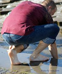 jeansbutt5509 (Tommy Berlin) Tags: men ass wet water butt jeans ars levis