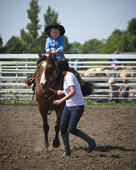 Kids' Rodeo (Sam Stukel) Tags: cowgirl horseback littlecowboy kidsrodeo