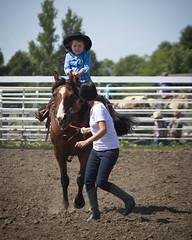 Kids' Rodeo (Sam Stukel) Tags: cowgirl horseback littlecowboy kidsrodeo