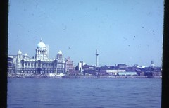 View of Liverpool, 6th September 1967. (The JR James Archive, University of Sheffield) Tags: liverpool 1967 merseyside
