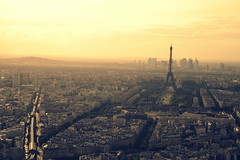 (Jas132) Tags: paris france europe eiffeltower montparnassetower cityoflight pariscityscape