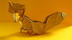 yuhgf (Seluk Altunda) Tags: bird birds logo bride origami pyramid box chichenitza fox spinning stork heartbox gromm angrybirds