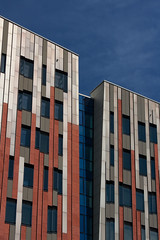 (janniswerner) Tags: city urban building architecture facade buildings germany sumatra deutschland cityscape hamburg hafencity sumatrakontor