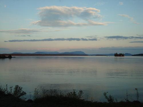 Moosehead Sunset - J Maloney