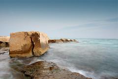 Roca (J.Caadas) Tags: beach night samsung playa 16mm rocas csc nx rocs vinaros vinaroz nx20 yoncoo andorrateruel samsung16mmf24 samsungnx20