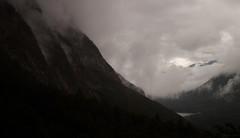 "(10/52) ""I think it's dark and it looks like rain"" you said (Sarah Gallaun) Tags: lake mountains beautiful fog clouds landscape nationalpark slovenia valley slovenija impressive bohinj triglavnationalpark bohinjskojezero slapsavica lakebohinj beautifullandscape impressiveview sarahgallaun"
