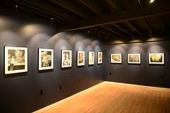 Axel Bahnsen Gallery (Monty Capuletti) Tags: art photography artwork tribute 30s 40s pictorial yellowspringsohio gallerys origanal axelbahnsen framedblackwhiteart axelprintsframed gallerywithnewfloor
