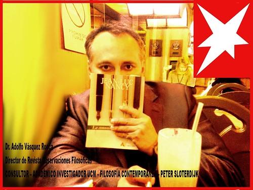Adolfo Vasquez Rocca _ Doctor en Filosofia _ Filosofia Contemporanea _ Universidad Complutense de Madrid