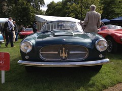 1955 Maserati AG6/54 2000 Zagato Spyder (mangopulp2008) Tags: classic 1955 car st james italian 2000 spyder event concours maserati elegance zagato worldcars 1955maseratiag6542000zagatospyder ag654 stjamesconcoursofeleganceclassiccarevent