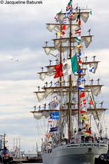 Parade of Sails - The Tall Ships Races Helsinki 2013 20.7.2013 (Jacqueline Baburek) Tags: ocean water helsinki harbour ships sails jacqueline parade tall races the 2013 baburek 2072013