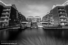 Dublin @ September 2013 (darkmavis) Tags: street city ireland dublin streets docks buildings river canal cityscape quay docklands
