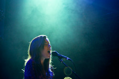 Julia Holter III (Tom J. Dennis) Tags: sf sanfrancisco california live indie bayarea nocal greatamericanmusichall westcoast concertphotography juliaholter