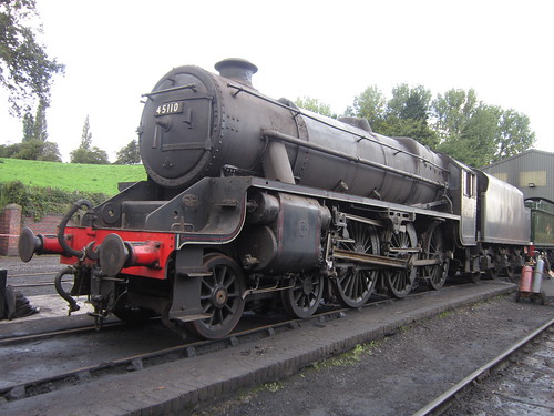 IMG_1467 - LMS Stanier Class Black 5 45110 - a photo on