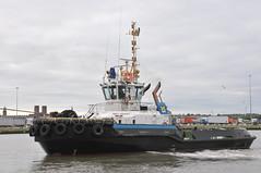 Ships of the Mersey - Smit Donau (sab89) Tags: liverpool docks river dock waterfront harbour ships birkenhead tug tugs mersey wallasey wirral donau smit muran