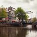 Staalstraat Bridge over Kloveniersburgwal