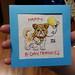 Cross-Stitching Project 5 - Frankie's Birthday
