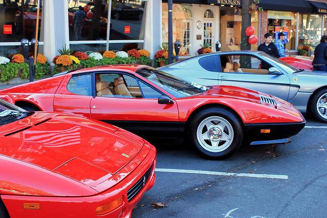 classic cars car ferrari exotic boxer gt supercar supercars 456 512 355 berlinetta 512bb