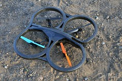 Parrot AR Drone 2.0 Power Edition (Photo: shkhanal on Flickr)