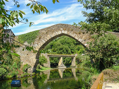 Navia de Suarna (V.Maza) Tags: puente romano galicia lugo celta proba ancares castros horros hórreos naviadesuarna osancares castrosdegalicia aprobadesuarna