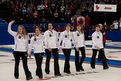 Team Jones Team Canada! (seasonofchampions) Tags: olympics olympictrials curling roaroftherings secondjillofficer thirdkaitlynlawes winnipegmbtimhortonsroaroftherings2013skipjenniferjo leaddawnmcewenccamichaelburnsphoto