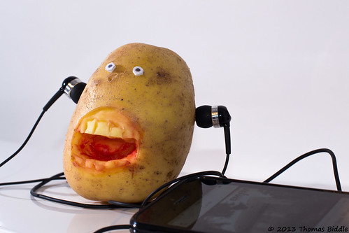 Potato head music