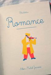Romance Blexbolex (pilllpat (agence eureka)) Tags: illustration romance jeunesse blexbolex albinmichel