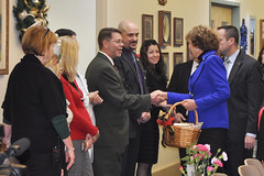 Gov Holiday Visit 14 (PANationalGuard) Tags: christmas holiday home del army holidays force pennsylvania vet air guard center visit pa national elderly valley soldiers care veteran facility visiting troops veterans vets airmen delval dvvh dvvc