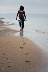 Wandering (Sulafa) Tags: travel sea shore seashore wander