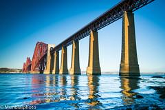 Forth Rail Bridge (Mundialphoto) Tags: canon edinburgh january forth firthofforth queensferry railbridge 2014 24105mm