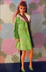 Vintage Twist n' Turn Barbie - Titian (RomitaGirl67) Tags: mod barbie tnt vintagebarbie twistnturnbarbie modbarbie velvetventure twistandturnbarbie moderabarbie