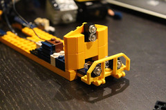 Mystery MOC (tolga_boy) Tags: castle make mystery train star town lego you space technic will what wars create creator vikings moc