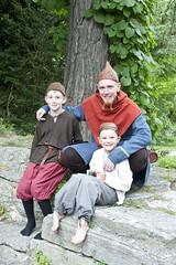 _DS59104_v1 (Minna [synvinklar.se]) Tags: family lund fotograf photographer medieval week viking minna visby nilsson synvinklar