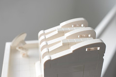 lego architecture studio - atana studio (Anthony SJOURN) Tags: white building architecture modern studio lego bricks anthony blanc immeuble atana sjourn