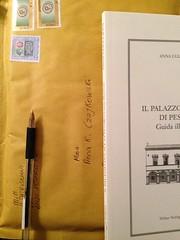 Busta (cepatri55) Tags: palazzo pesaro ducale 2014 busta indirizzo cepatri cepatri55