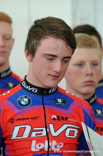 Ploegvoorstelling Davo Cycling Team (90)