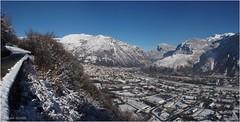 Saint Jean de Maurienne un lendemain de neige