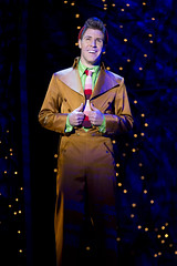 Jesse JP Johnson in the Broadway Sacramento presentation of WICKED at the Sacramento Community Center Theater May 28 - June 15, 2014. Photo by Joan Marcus.