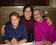 Vangie's Retirement Party (Oquendo) Tags: party hospital restaurant lab cove glen loyola retirement vangie 2013 stangos
