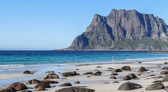 Utakleiv, Lofoten (Torbjrn Tiller) Tags: beach norway strand norge bathing lofoten utakleiv skolmen