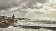 White Horses at Porthleven (Explore) (Twogiantscoops) Tags: ocean sea wild seascape west canon wednesday landscape coast big cornwall waves harbour crash tide country master lee 5d filters storms tidal magnificent hercules porthleven watermovement leefilters snapseed iplymouth twogiantscoops