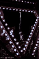 Kings Lynn February 2014 (BenChapmanphoto) Tags: light blackandwhite bw ex monochrome night canon dark fun lights mono ride bright fairground bokeh norfolk sigma fair rides desaturated february funfair mart greyscale kingslynn 2014 canon5dmkiii sigma70200mmf28apoexdgmacroii
