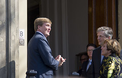 "Koning Willem Alexander in Den Haag • <a style=""font-size:0.8em;"" href=""http://www.flickr.com/photos/45090765@N05/13494763043/"" target=""_blank"">View on Flickr</a>"