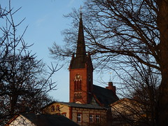 Zinnowitz (judith74) Tags: church germany deutschland kirche usedom mecklenburgvorpommern zinnowitz
