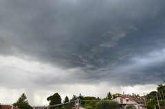 Mesociclone 20 Agosto  2013 - Ronciglione