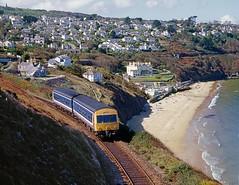 Carbis Bay (stephen mcgahon) Tags: cornwall railway stives gwr dmu carbisbay metrocammell branchline class101 hawkespoint