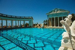 large swimming pool (Mysophie08) Tags: california unitedstatesofamerica hearstcastle infocus highquality friendlychallenges thumbsupwinner herowinner storybookwinner pregamewinner