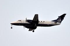 C-FPCV    YVR (airlines470) Tags: airport pacific coastal 1900 msn airlines yvr beech ub9 cfpcv n9zr n189ga n305bh